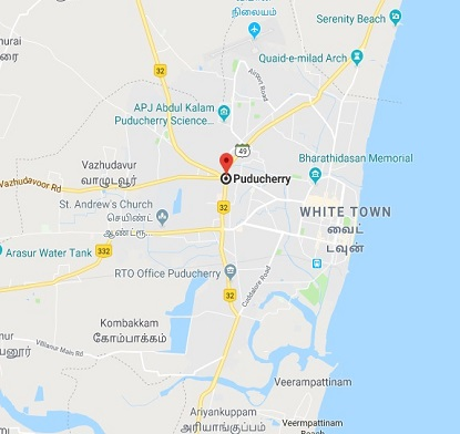 Puducherry - Haryana City Gas -HCG
